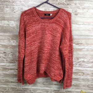 BDG Urban Outfitters Red Cozy Sweater Small